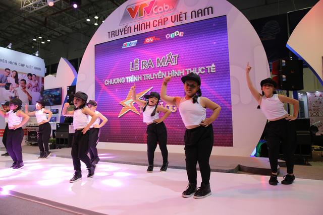 """VTVcab ra mắt chương trình truyền hình thực tế """"Siêu sao tài năng nhí 2017"""" - Ảnh 1."""