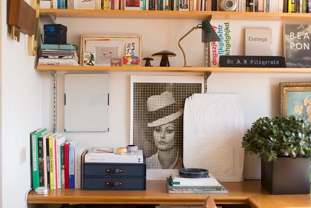 Mê mẩn căn hộ studio nhỏ xinh với nội thất toàn bằng gỗ - Ảnh 6.