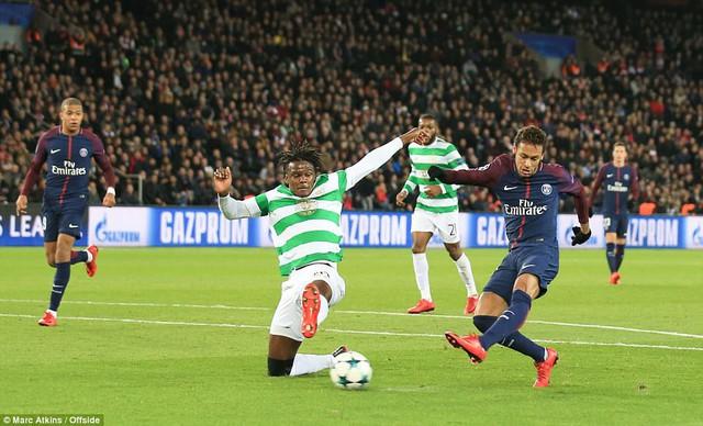 ẢNH: Cận cảnh cơn ác mộng của Celtic trước gã nhà giàu PSG - Ảnh 5.