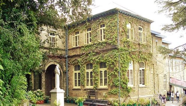 Các trường học có kiến trúc đẹp nhất Ấn Độ - Ảnh 7.