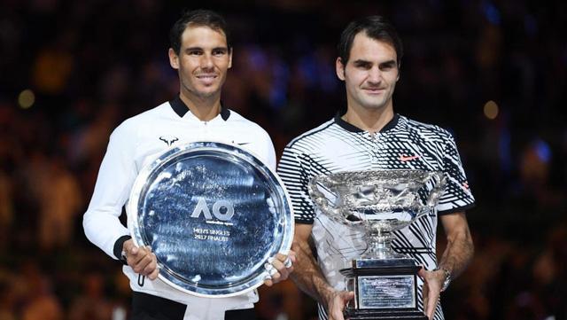 Năm 2017 đáng nhớ của Nadal và Federer - Ảnh 1.