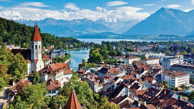 Cảnh đẹp Thụy Sĩ khiến bất cứ ai cũng phải mê mẩn - Ảnh 5.