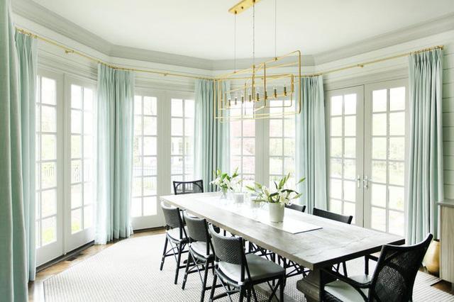 Tạo điểm nhấn nổi bật cho không gian trong nhà bằng màu xanh lá dịu mát - ảnh 10