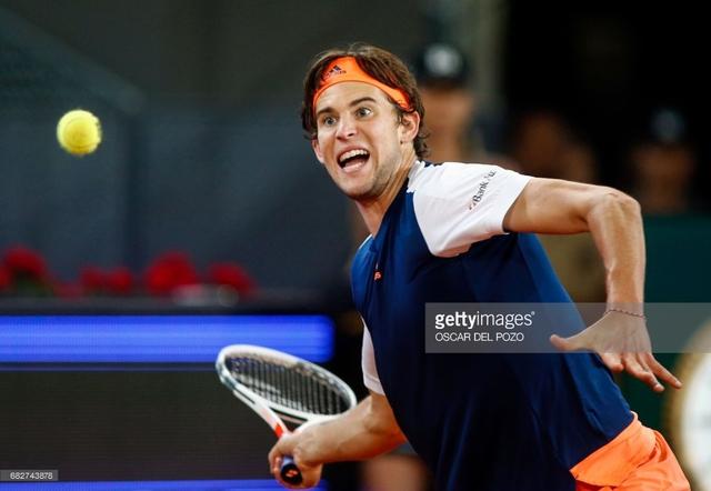 Thắng nghẹt thở Dominic Thiem, Rafael Nadal vô địch Madrid mở rộng 2017 - Ảnh 2.