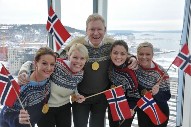 Bí quyết sống hạnh phúc của người Na Uy - ảnh 1