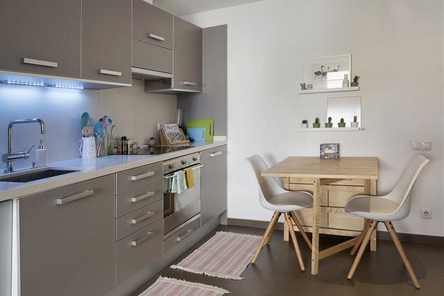 Không gian sống thoải mái, tiện nghi trong căn nhà chưa đầy 45m2 - Ảnh 5.