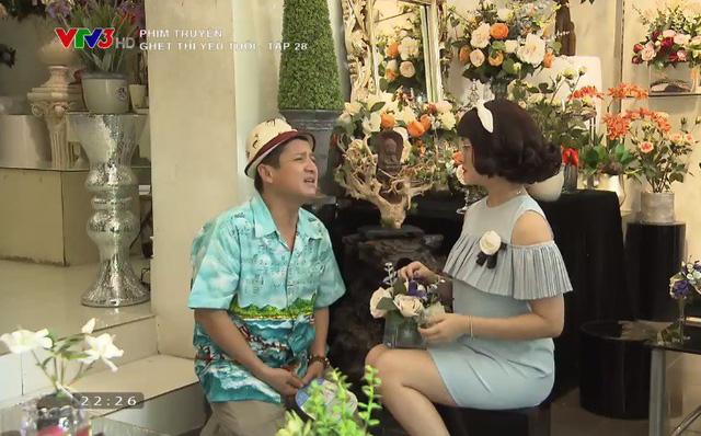 Ghét thì yêu thôi - Tập cuối: Kim, Du bí mật tổ chức đám cưới cho bà Diễm và ông Quang - ảnh 5