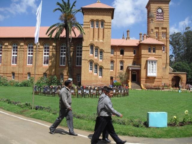 Các trường học có kiến trúc đẹp nhất Ấn Độ - Ảnh 6.