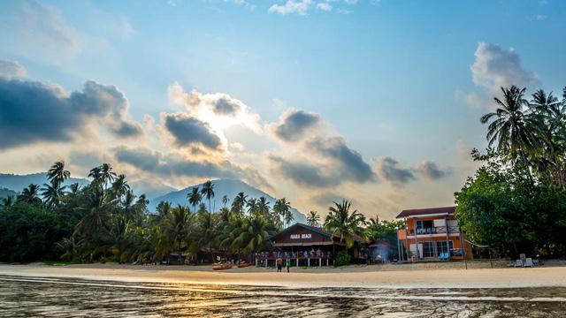 Đảo Tioman - Viên ngọc xanh biếc của Malaysia - Ảnh 5.