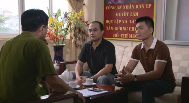 Phim Vực thẳm vô hình - Tập 8: Cương và Khanh tạm thời án binh bất động - Ảnh 3.