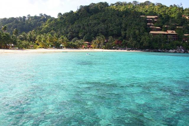Đảo Tioman - Viên ngọc xanh biếc của Malaysia - Ảnh 3.