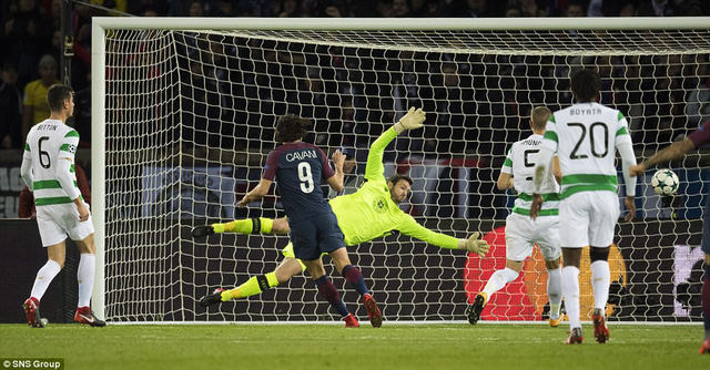 ẢNH: Cận cảnh cơn ác mộng của Celtic trước gã nhà giàu PSG - Ảnh 8.