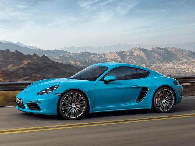 Top 10 xe hơi động cơ 4 xy-lanh mạnh mẽ nhất - Ảnh 6.