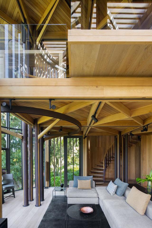 Nhà cây ấn tượng ở Nam Phi làm du khách mê mệt - Ảnh 5.
