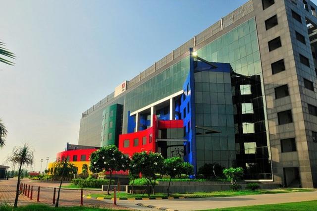 """Những văn phòng """"độc"""" và đẹp nhất Ấn Độ - Ảnh 9."""