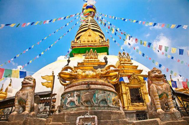 Chiêm ngưỡng những ngôi đền có kiến trúc ấn tượng trên thế giới - Ảnh 7.