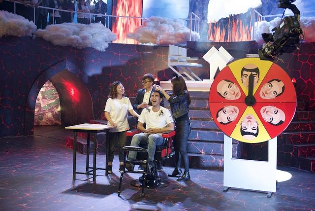 Điểm lại những gameshow vận động siêu hài hước trên sóng VTV - Ảnh 4.