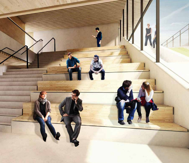 Lộ hình ảnh trụ sở mới đẹp như mơ của Google tại London - Ảnh 18.