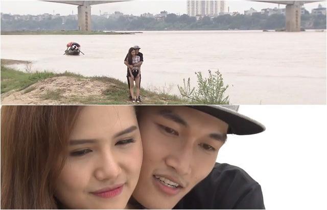 Ghét thì yêu thôi tập 19: Thấy ảnh Du thân mật với người yêu cũ, Kim chạnh lòng và thoáng ghen - Ảnh 1.