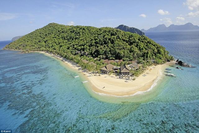 Khám phá những bãi biển nghỉ dưỡng đẹp nhất thế giới - Ảnh 8.