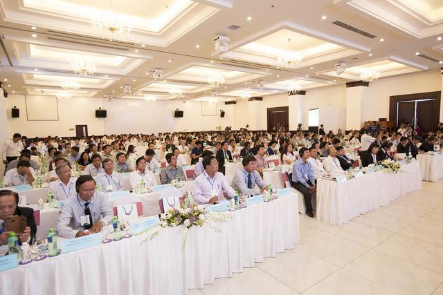 Hội thảo Thường niên Mía các con phố Quốc tế TTC - Lần V: Tái cơ cấu ngành mía các con phố Việt Nam - Ảnh 1.