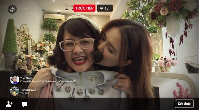 Ghét thì yêu thôi - Tập 19: Mẹ con bà Diễm ngập tràn hạnh phúc cùng livestream sau sóng gió - Ảnh 5.