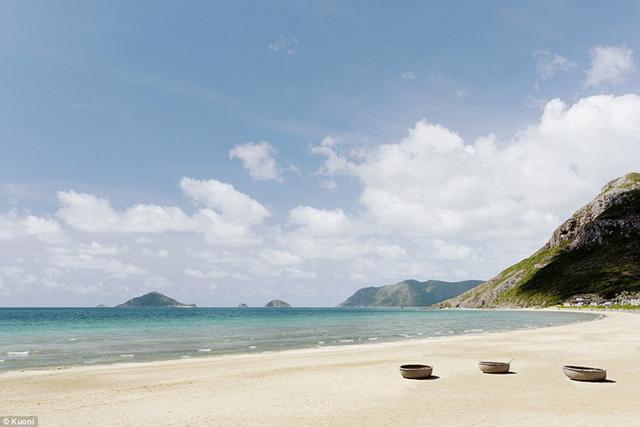 Khám phá những bãi biển nghỉ dưỡng đẹp nhất thế giới - Ảnh 7.