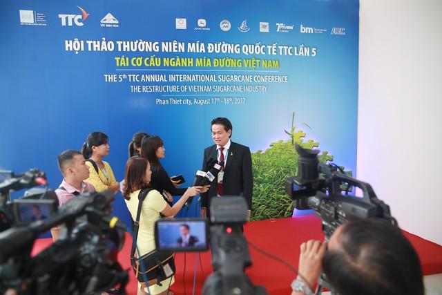 Hội thảo Thường niên Mía các con phố Quốc tế TTC - Lần V: Tái cơ cấu ngành mía các con phố Việt Nam - Ảnh 2.