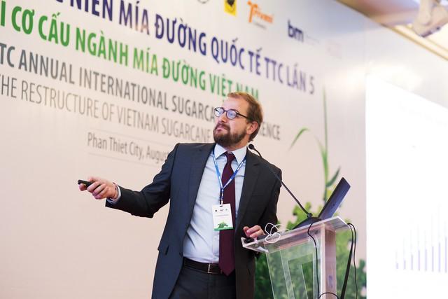 Hội thảo Thường niên Mía các con phố Quốc tế TTC - Lần V: Tái cơ cấu ngành mía các con phố Việt Nam - Ảnh 3.