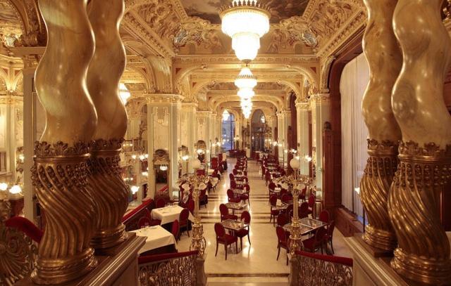 Điểm danh những quán cà phê độc đáo nhất thế giới - Ảnh 3.