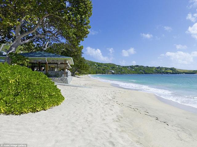Khám phá những bãi biển nghỉ dưỡng đẹp nhất thế giới - Ảnh 6.