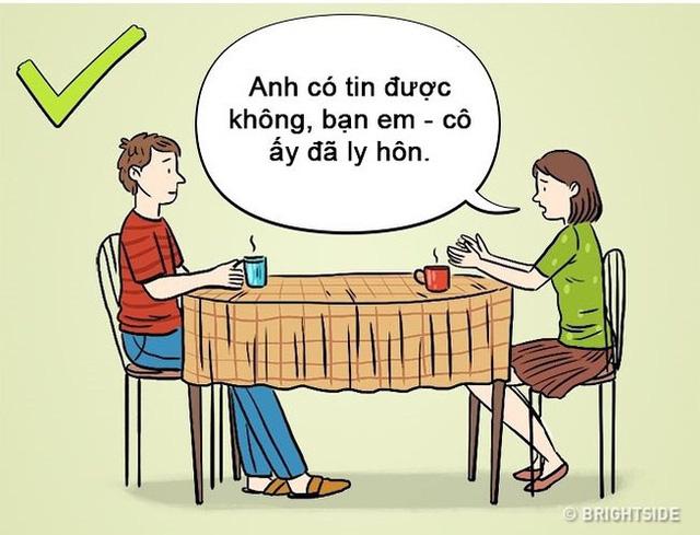 Những nguyên nhân hàng đầu khiến hôn nhân đổ vỡ - Ảnh 6.