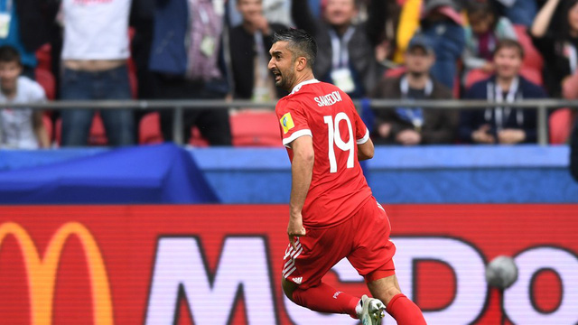 Cúp Liên đoàn các châu lục 2017: ĐT Nga dừng bước tại vòng bảng - Ảnh 2.