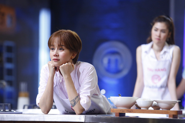 Vua đầu bếp: An Nguy và Mai Trang đẫm nước mắt trong thử thách mới - Ảnh 2.
