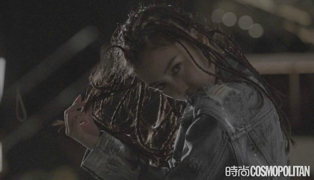 Angelababy rũ bỏ hình ảnh dịu dàng, biến thành cô gái đường phố - Ảnh 5.