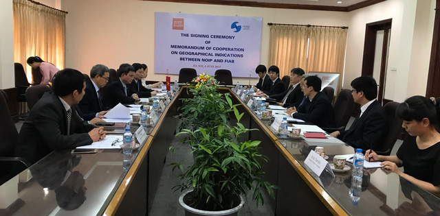 Việt Nam – Nhật Bản hợp tác về chỉ dẫn địa lý trong lĩnh vực sở hữu trí tuệ - Ảnh 1.