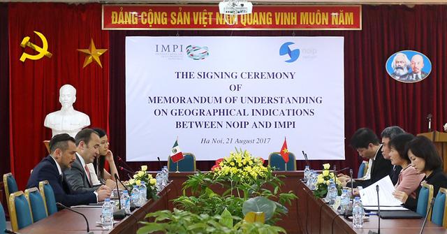 Việt Nam và Mexico hợp tác về bảo hộ chỉ dẫn địa lý - Ảnh 1.