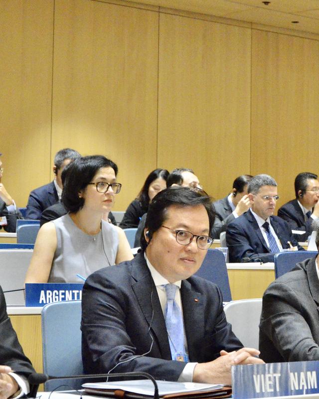 Việt Nam trúng cử Chủ tịch Đại hội đồng Tổ chức Sở hữu Trí tuệ Thế giới - Ảnh 1.