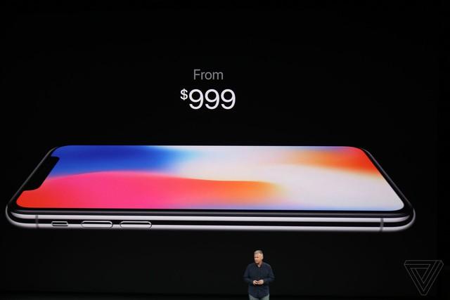 Apple tung iPhone X đánh dấu chặng đường 10 năm thay đổi thế giới của iPhone - Ảnh 1.