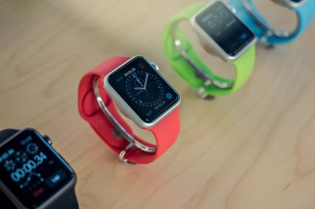 Apple kiếm tiền từ đồng hồ nhiều hơn cả Rolex - Ảnh 1.