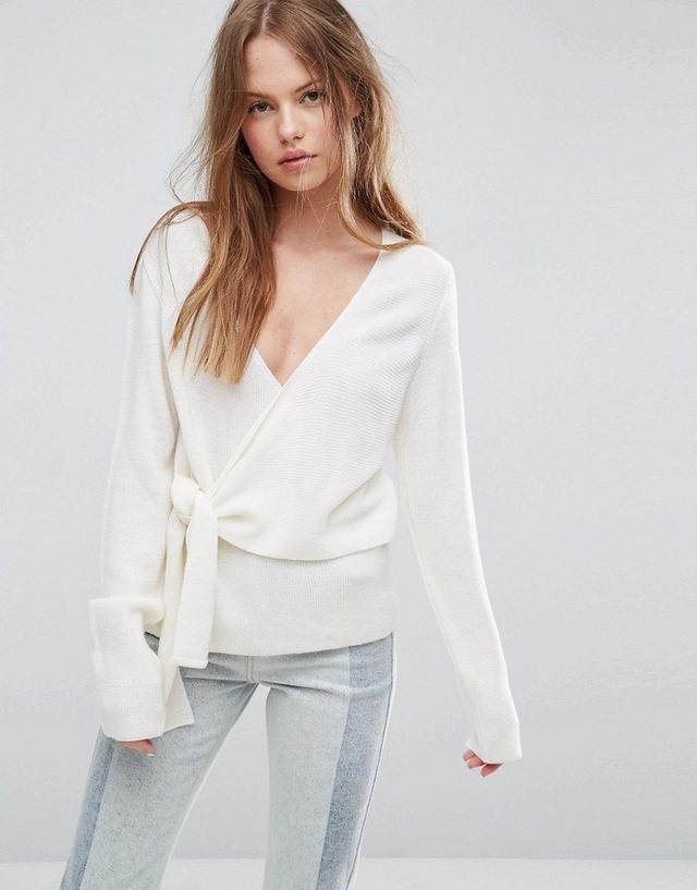 Xu hướng áo len chất lừ và nổi bật trong mùa Thu - Đông 2017 - Ảnh 10.