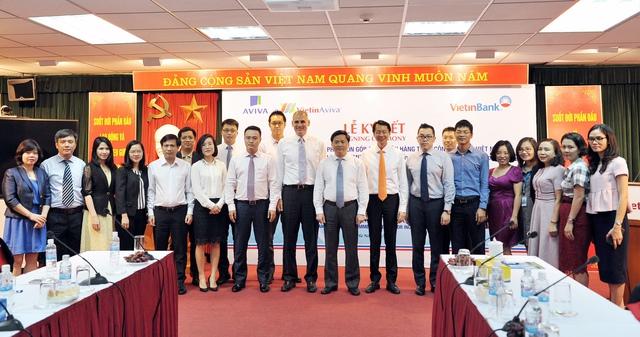 Aviva nắm giữ toàn bộ cổ phần của liên doanh tại Việt Nam - Ảnh 3.