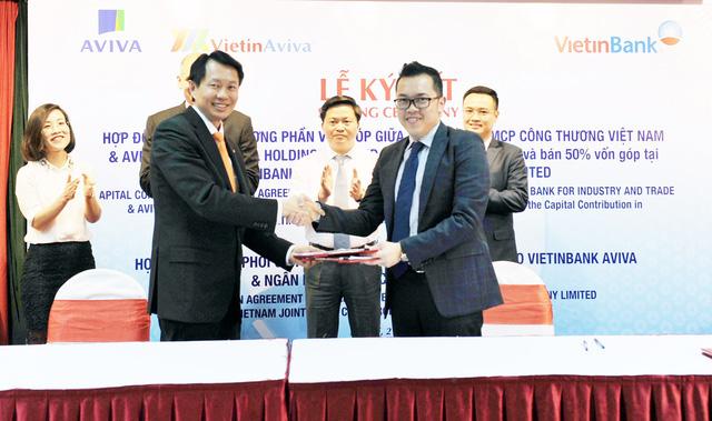 Aviva nắm giữ toàn bộ cổ phần của liên doanh tại Việt Nam - Ảnh 2.