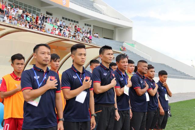 Ảnh: Những khoảnh khắc trận U15 Việt Nam thắng 5-2 U15 Đài Bắc Trung Hoa - Ảnh 2.