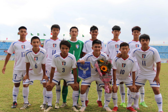 Ảnh: Những khoảnh khắc trận U15 Việt Nam thắng 5-2 U15 Đài Bắc Trung Hoa - Ảnh 5.