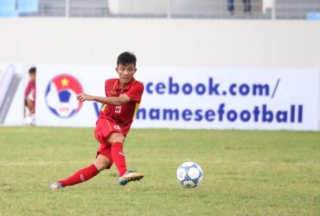 Ảnh: Những khoảnh khắc trận U15 Việt Nam thắng 5-2 U15 Đài Bắc Trung Hoa - Ảnh 6.
