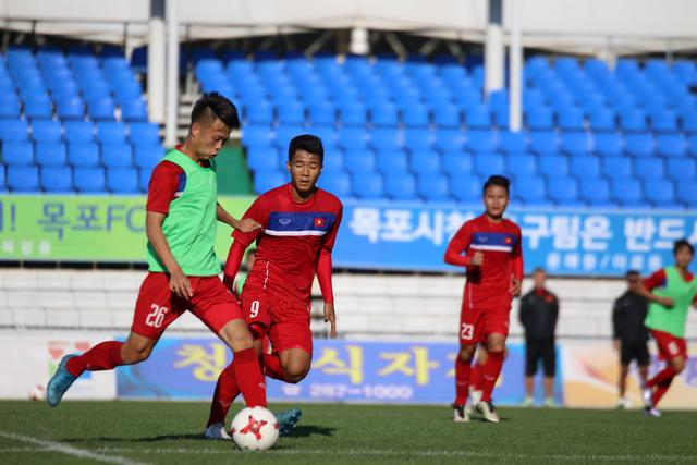Phan Thanh Hậu ở lại, U20 Việt Nam chốt danh sách 21 cầu thủ dự VCK World Cup U20 - Ảnh 2.