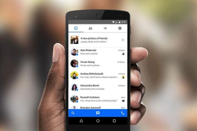 Facebook ra mắt ứng dụng Messenger Lite tại 150 quốc gia - Ảnh 2.