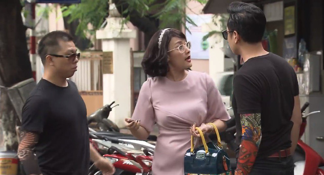 Ghét thì yêu thôi - Tập cuối: Bà Diễm bất ngờ bị bắt cóc - Ảnh 1.