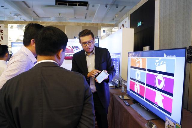 Sony ra mắt giải pháp truyền thông và phòng họp thông minh cho doanh nghiệp - Ảnh 10.